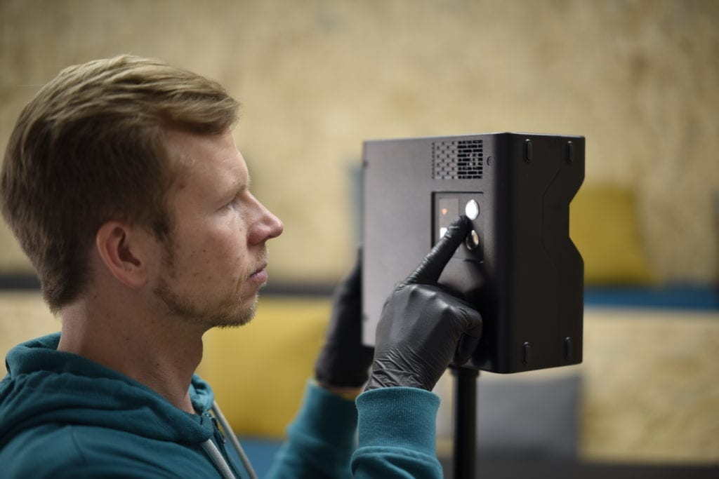 Erstellung von 3D Aufnahmen